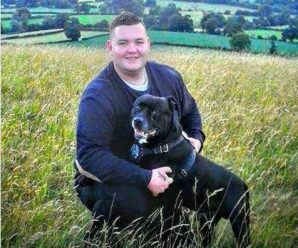 Suicidal Man's Life Saved When His Loyal Dog Stops Him