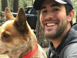 Man Whose Service Dog Helped Save His Life Has To Return The Favor