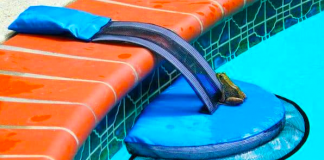 Man's Genius Invention Is Saving Thousands Of Small Animals From Drowning In Pools