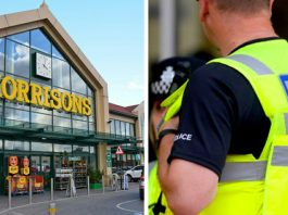 """Woman spits on elderly in store, says she hopes """"they all get coronavirus"""""""