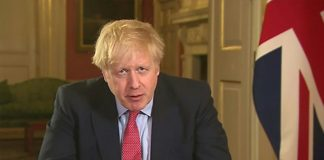 U.K. Prime Minister Boris Johnson tests positive for COVID-19