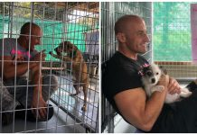 Man spends 10 days in shelter living like a dog to help pets get adopted