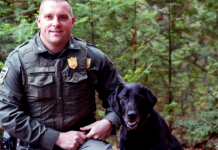 3-year-old Boy Goes Missing, K-9 Picks Up His Scent and Tracks Him 10 Minutes Later -