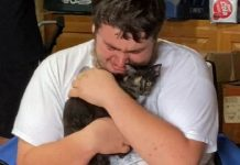 Teen Boy Who Lost His Cat Cries Pure Tears Of Joy After Being Surprised With A New Kitten